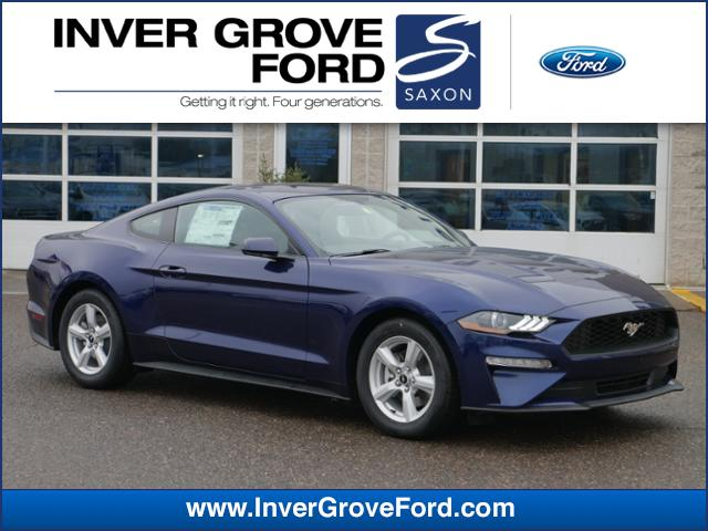2019 Ford Mustang EcoBoost images