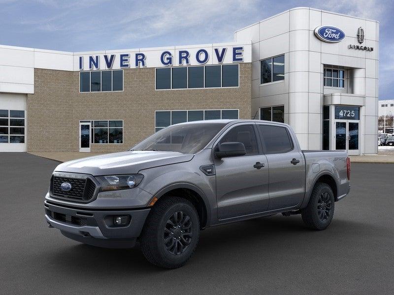 2021 Ford Ranger XLT photo