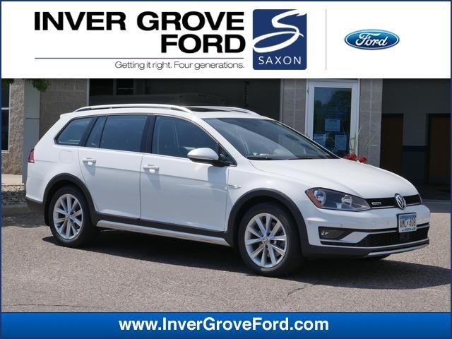 Volkswagen Golf Alltrack Under 500 Dollars Down