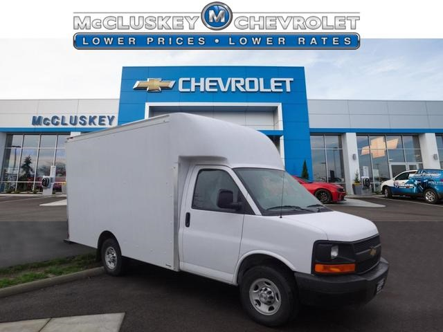 2016 Chevrolet Express Commercial Cutaway