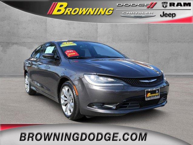2015 Chrysler 200 photo