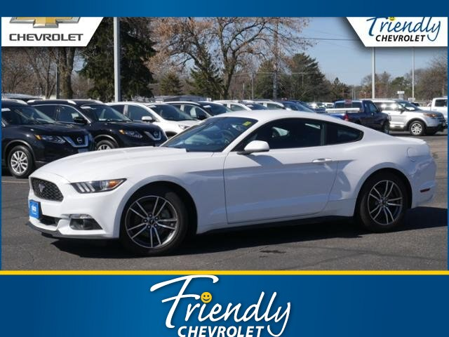 2017 Ford Mustang EcoBoost photo