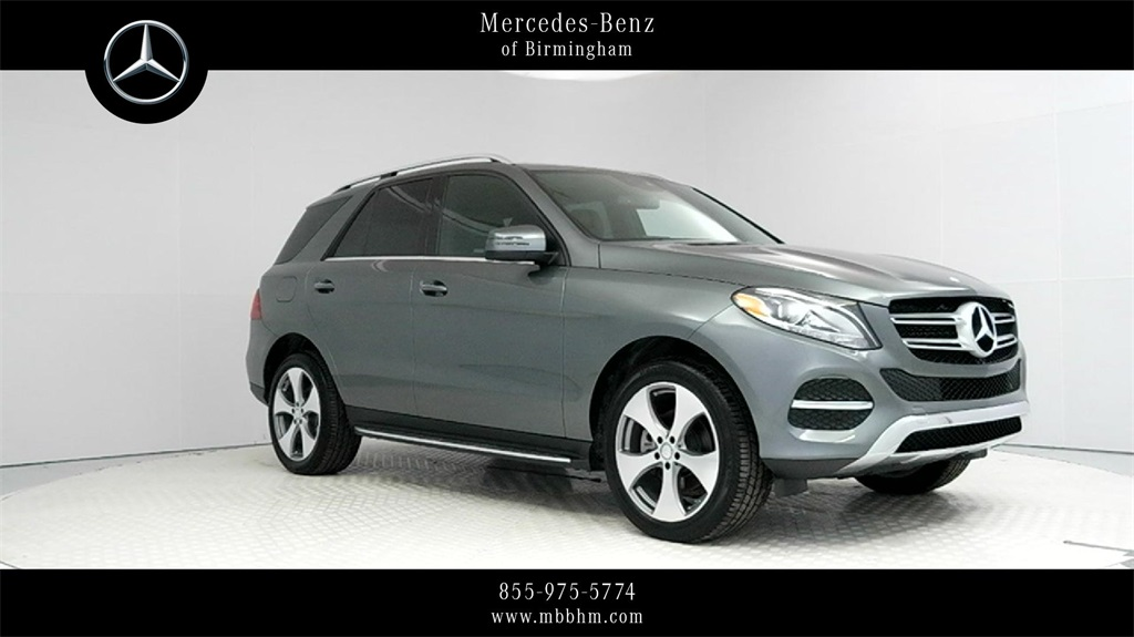 Pre Owned Mercedes-Benz GLE Under $500 Down
