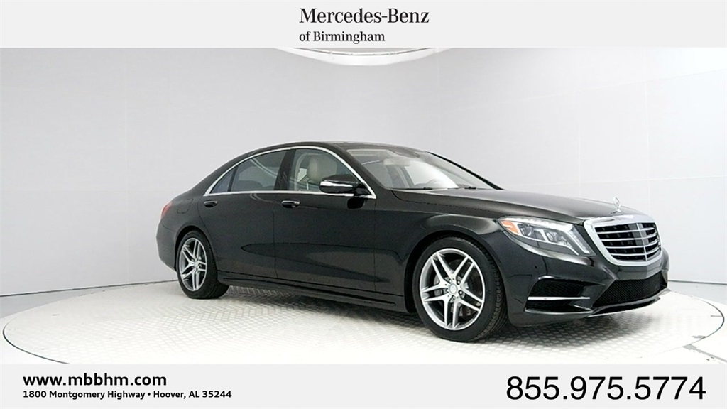 2014 mercedes benz s class s550 in hoover al for sale for Mercedes benz s class 2014 for sale