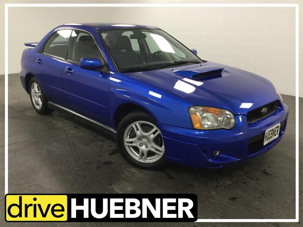 2004 Subaru Impreza Sedan