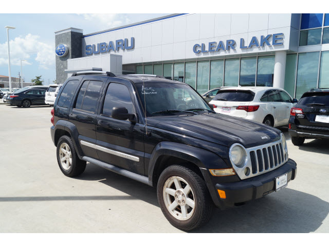 new and used jeep liberty for sale in houston tx the car connection. Black Bedroom Furniture Sets. Home Design Ideas