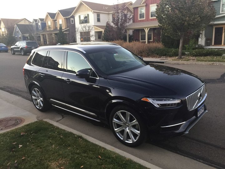 Denver, CO - 2017 Volvo XC90