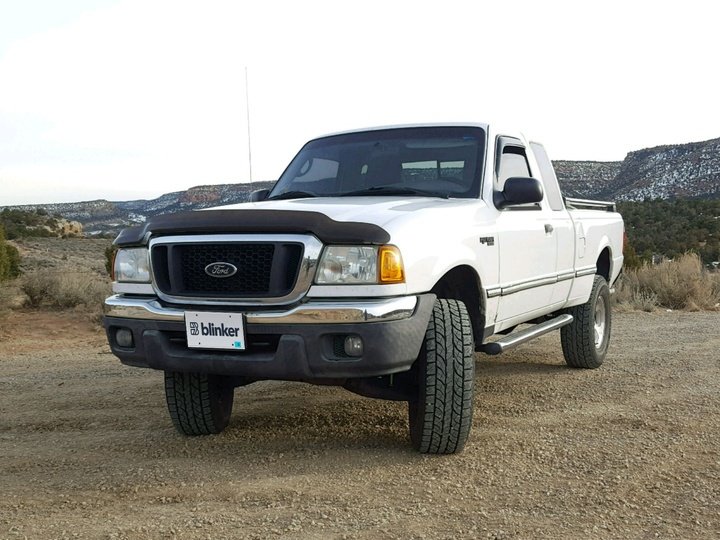 2005 Ford Ranger