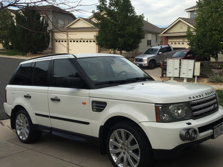 2007 Land Rover Range Rover Sport 4D Hardtop Supercharged