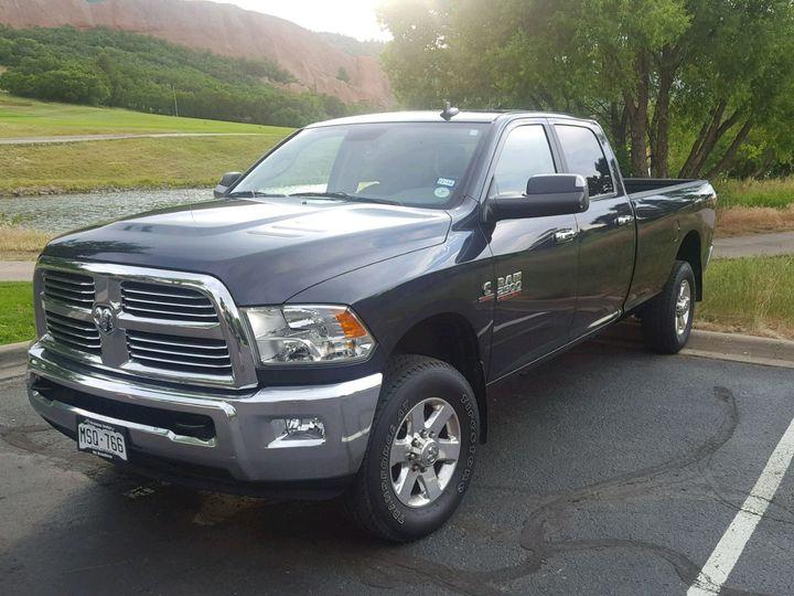 2015 Ram 2500