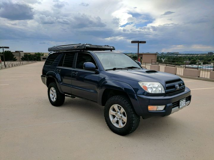 new and used toyota 4runner for sale in denver co the car connection. Black Bedroom Furniture Sets. Home Design Ideas