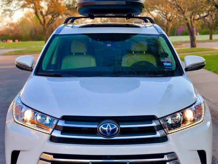 2017 Toyota Highlander 4D SUV AWD Hybrid Limited