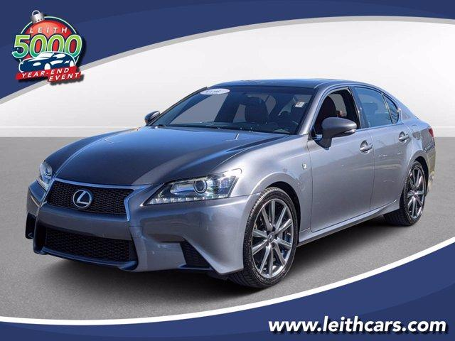 2015 Lexus GS 350 photo