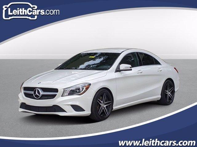 Mercedes-Benz CLA-Class Under 500 Dollars Down