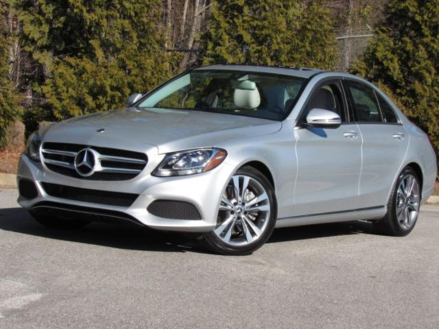 Used mercedes benz c for sale in cary nc u s news for Mercedes benz cary nc
