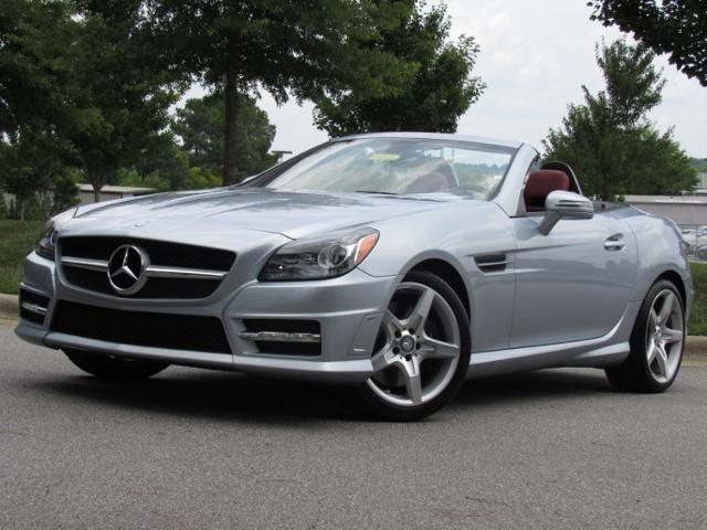 Pre Owned Mercedes-Benz SLK-Class Under $500 Down