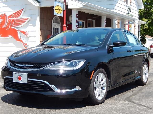 Chrysler 200 Series Limited Under 500 Dollars Down