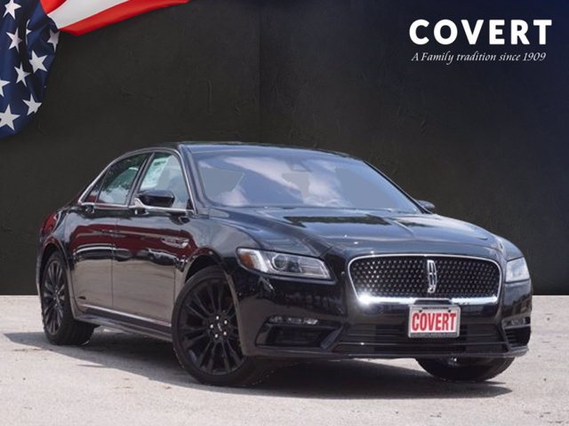 2020 Lincoln Continental Reserve images