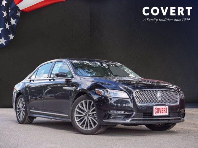 2020 Lincoln Continental Standard photo