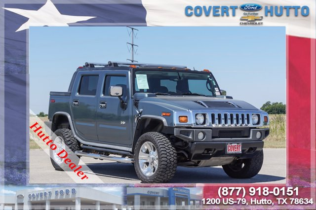 Used HUMMER H2 For Sale (with Photos)