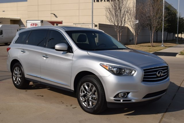 Pre Owned INFINITI JX Under $500 Down