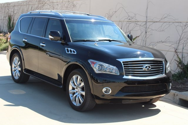 Pre Owned INFINITI QX56 Under $500 Down