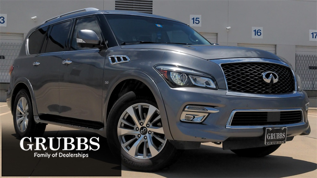 Pre Owned INFINITI QX80 Under $500 Down