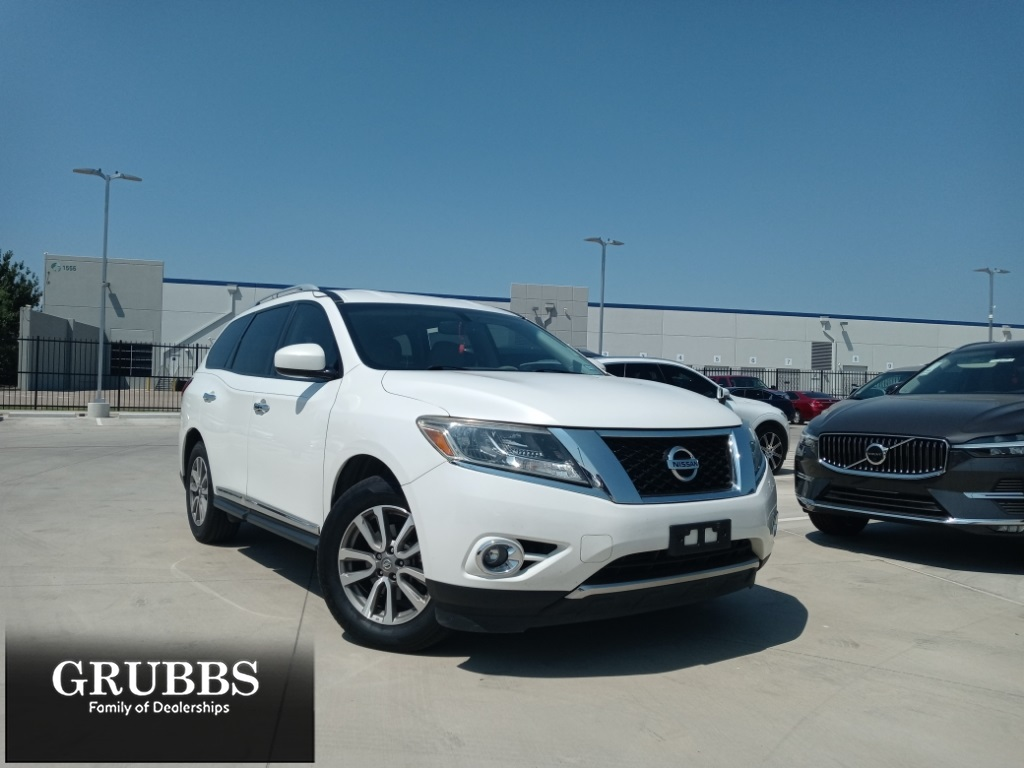 Pre Owned Nissan Pathfinder Under $500 Down