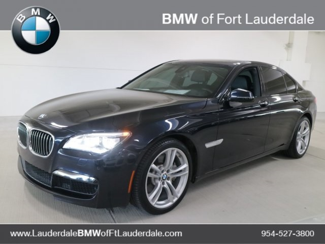 New and Used BMW 7 Series for Sale in Miami FL  US News