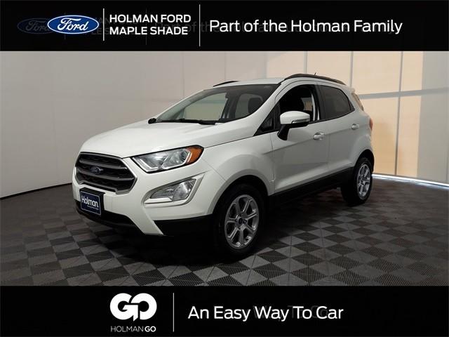 2019 Ford EcoSport SE photo