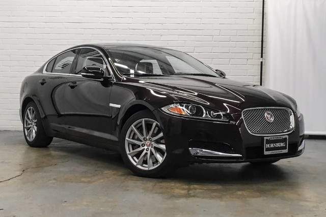 2014 Jaguar XF 2.0T photo