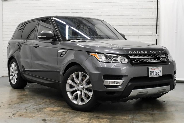 2016 Land Rover Range Rover Sport photo