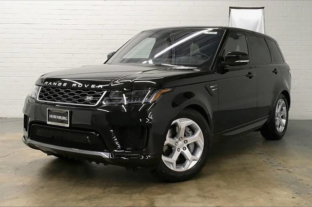 Hornburg Land Rover >> Land Rover Range Rover Sport For Sale in Los Angeles, CA - The Car Connection