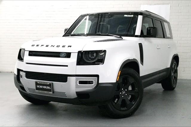 2020 Land Rover Defender SE photo