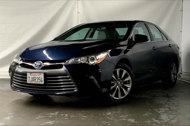 Toyota Camry Hybrid Under 500 Dollars Down
