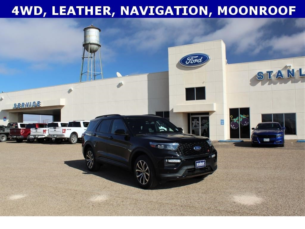 2021 Ford Explorer ST photo