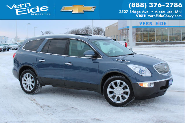 2010 Buick Enclave Cxl Awd Cars Trucks By Owner Autos Post