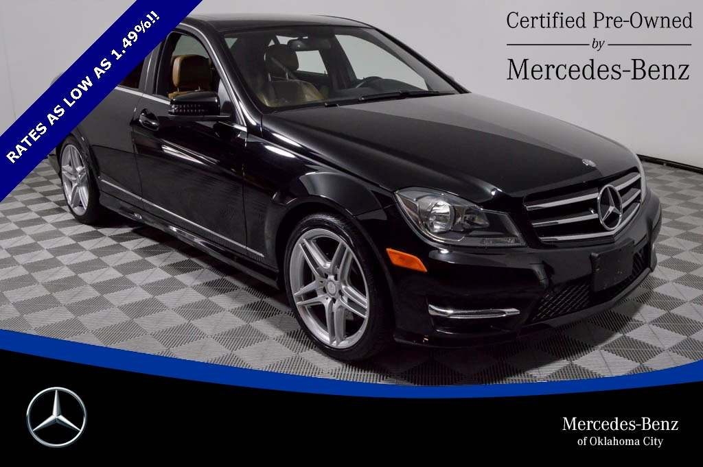 New and used mercedes benz c for sale in oklahoma city ok for Oklahoma city mercedes benz