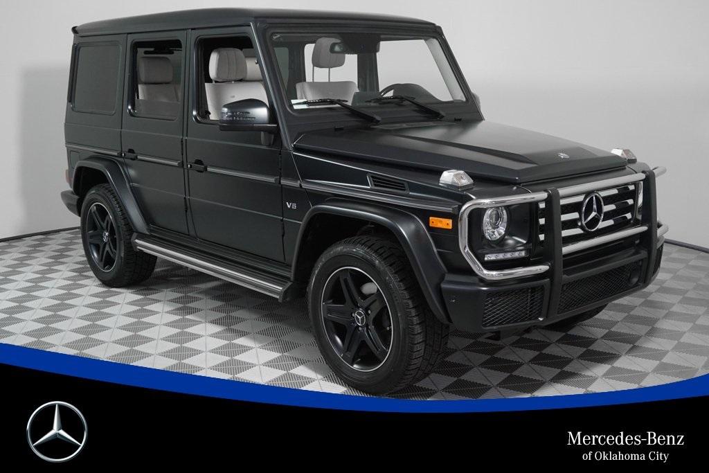 2017 Mercedes-Benz G