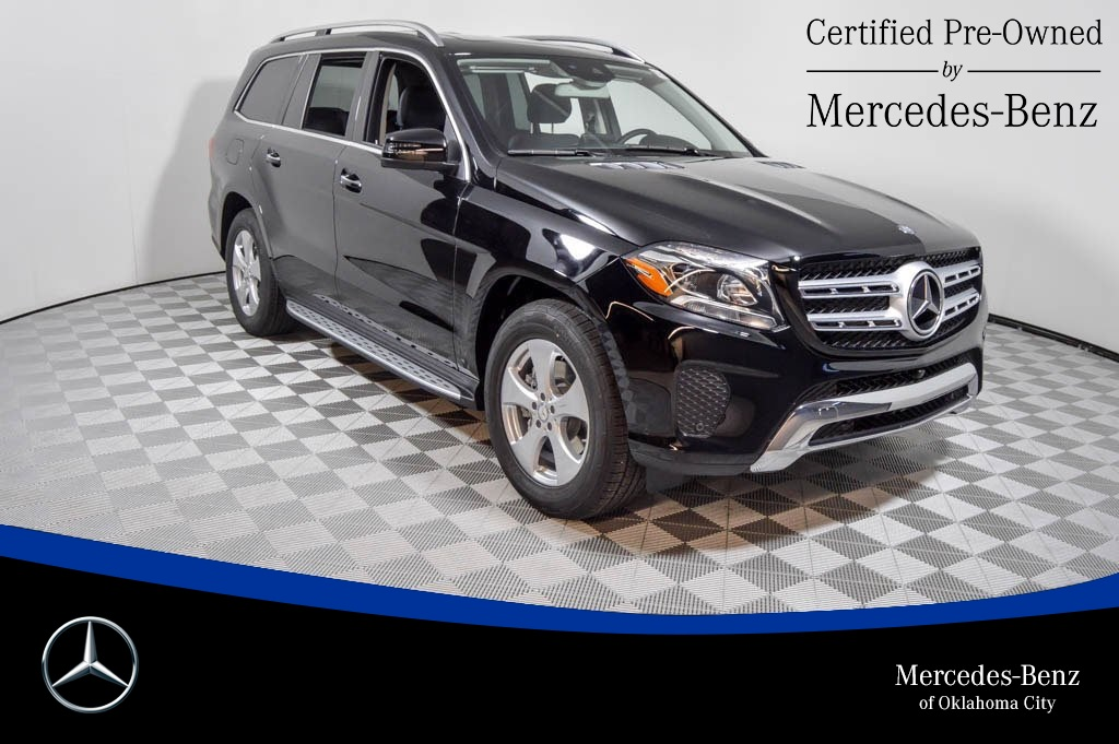 Used mercedes benz gls for sale the car connection for Mercedes benz of oklahoma city