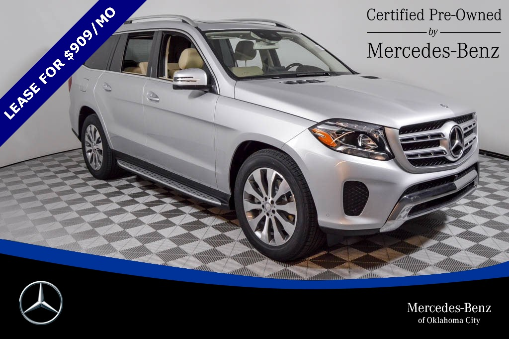 Used mercedes benz gls for sale the car connection for Mercedes benz of oklahoma