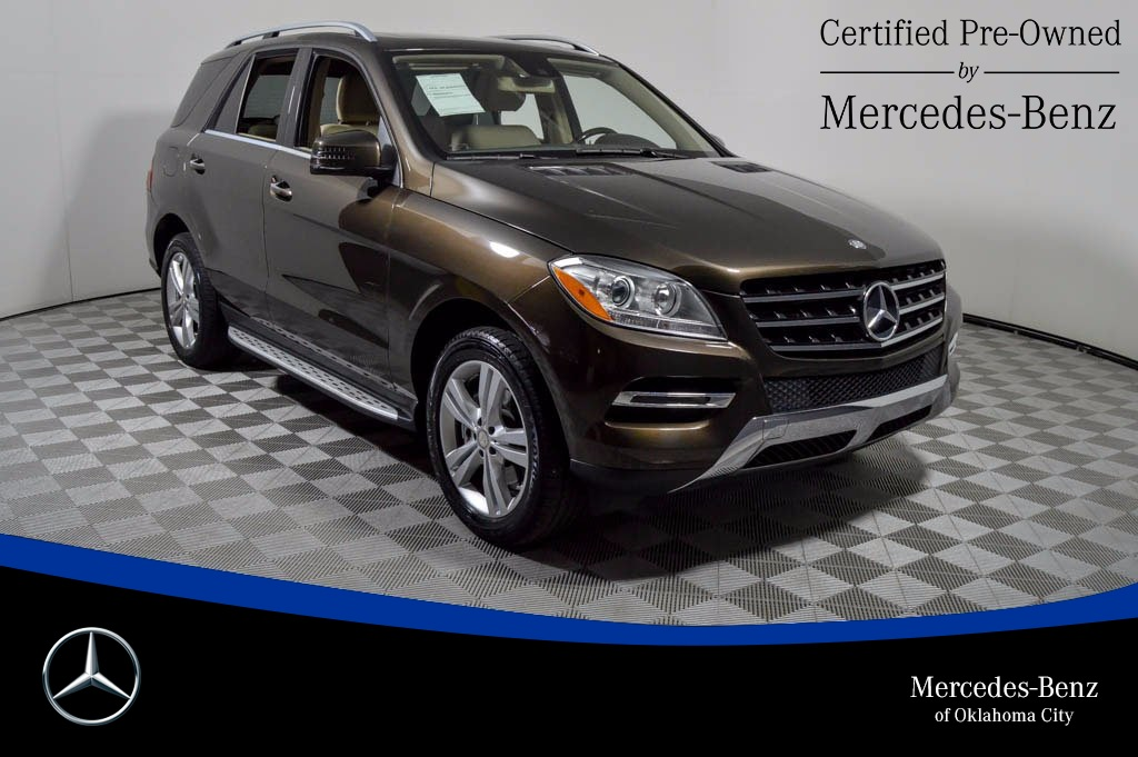 New and used mercedes benz ml for sale u s news world for Mercedes benz oklahoma city service