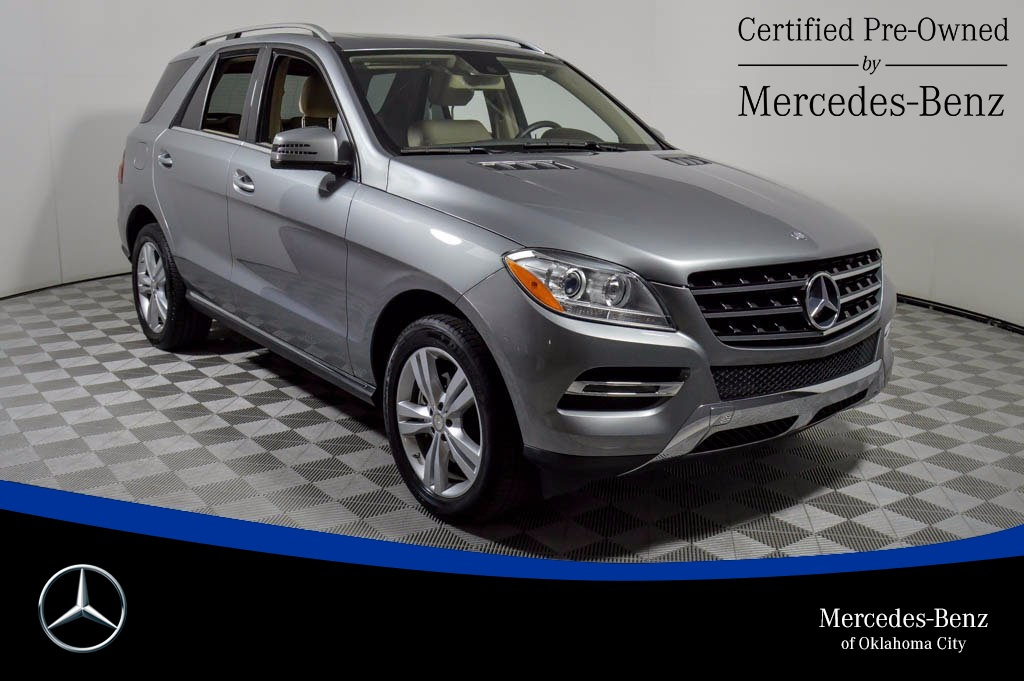New and used mercedes benz m class for sale in oklahoma for Mercedes benz okc