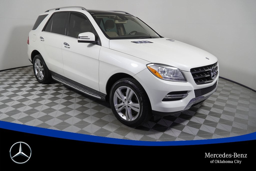 New and used mercedes benz ml for sale u s news world for Certified pre owned mercedes benz for sale