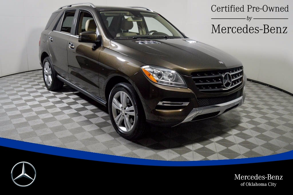 New and used mercedes benz ml for sale in oklahoma city for Oklahoma city mercedes benz
