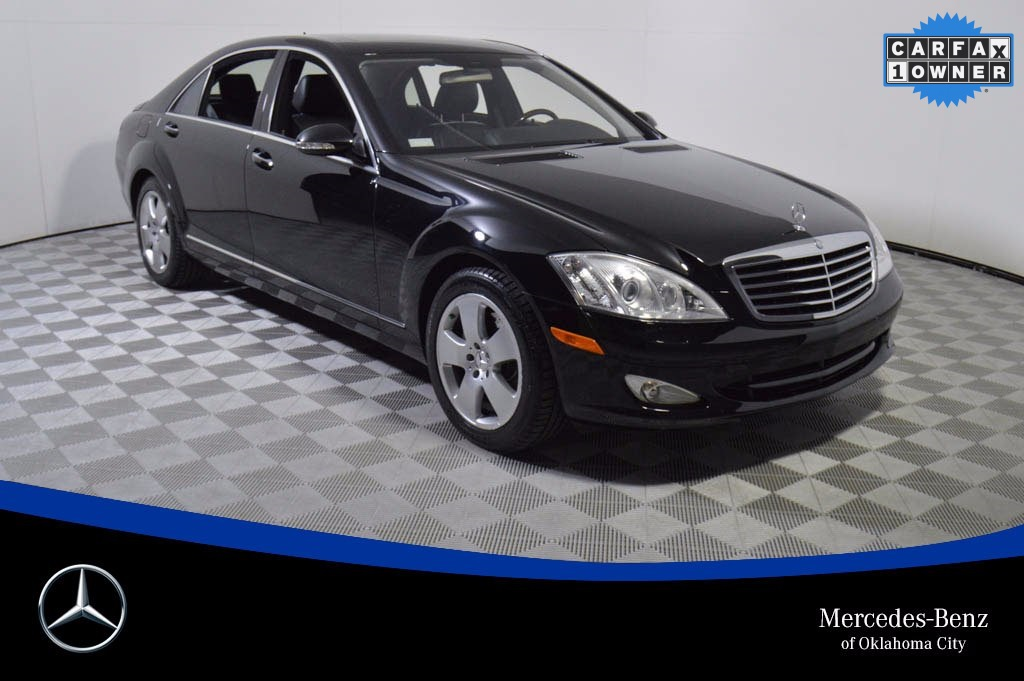 Pre Owned Mercedes-Benz S-Class Under $500 Down