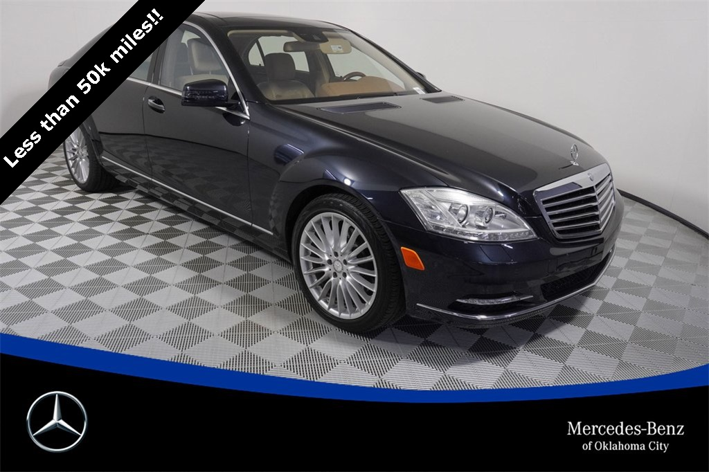 Mercedes-Benz S-Class Under 500 Dollars Down