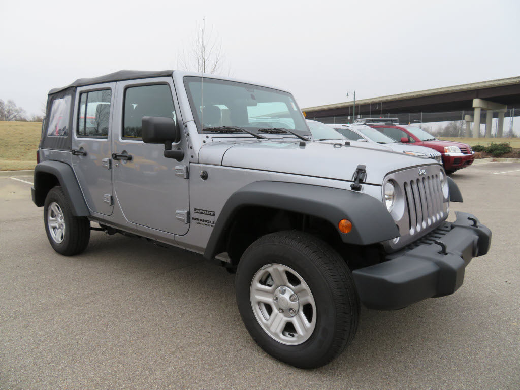 Pre Owned Jeep Wrangler Unlimited Under $500 Down