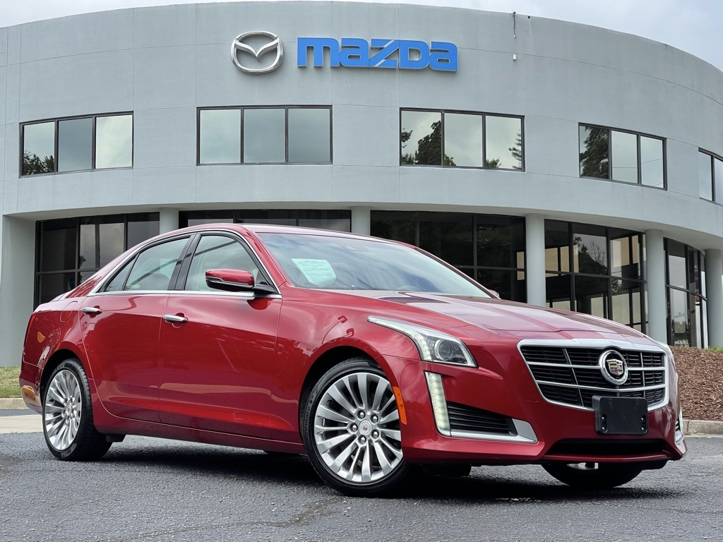 2014 Cadillac CTS 2.0T Luxury Collection photo