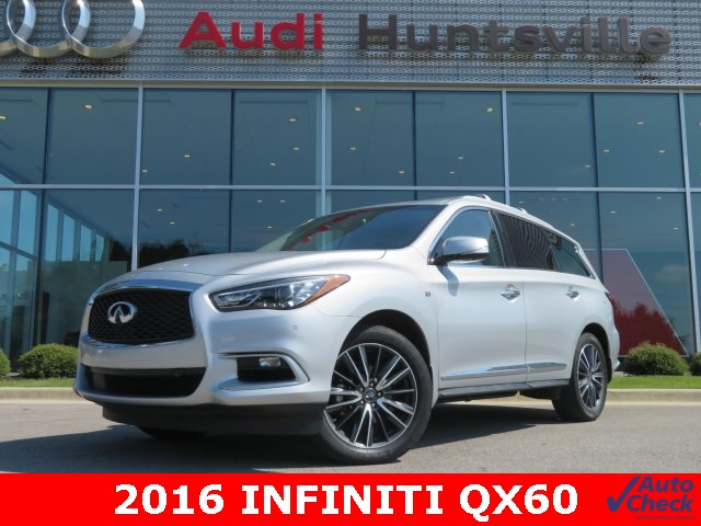 2016 Infiniti QX60